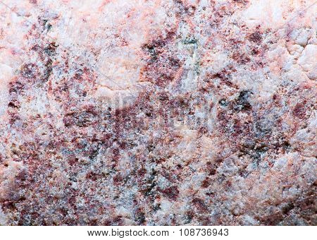 Texture of the cutted rock (geological mineral).