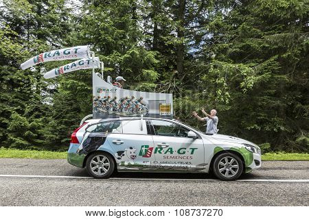 Ragt Semences Vehicle - Tour De France 2014