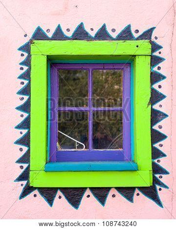 New Mexico Gallery Window