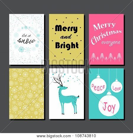 Christmas Greeting Card Collection.