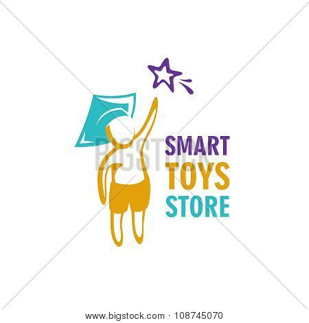 Toy Store Logo Template