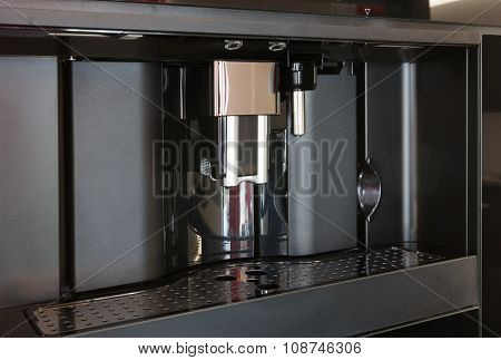 Modern Built In Espresso Coffee Machine