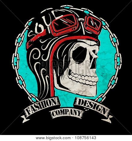 T-shirt Graphics Motorcycle Company