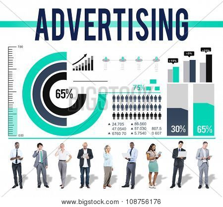 Advertising Advertisement Branding Commercial Concept