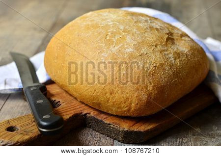 Loaf Of Bread .