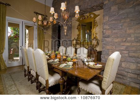 Holiday Dining Table