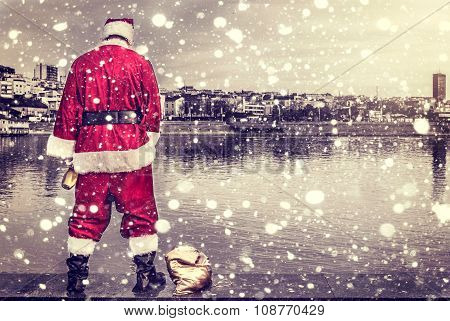 Rude Santa Claus