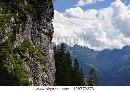 Silberkarklamm, Styria, Austria