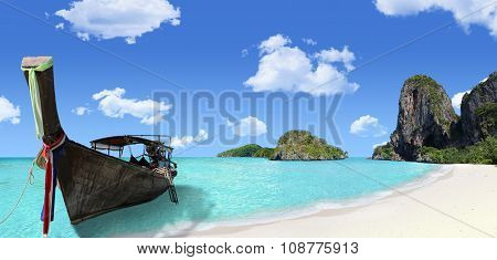 Thailand Dream Holiday In An Exotic Location.