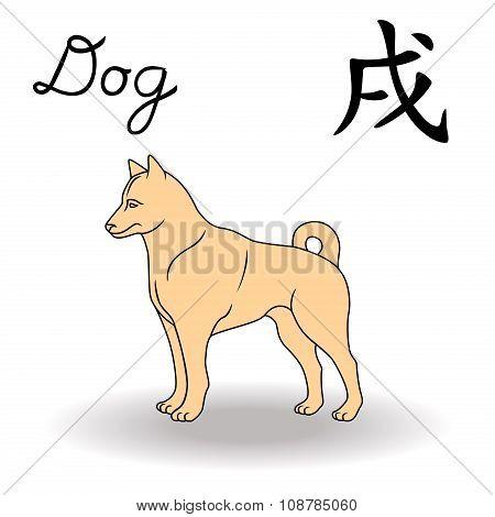 Eastern Zodiac Sign Dog