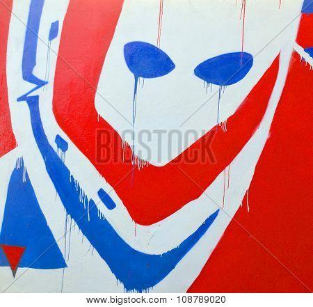 Street art Ken Dryden