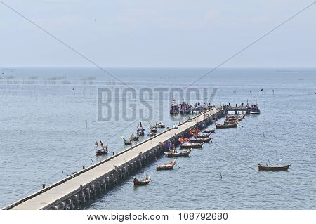 Fish Pier