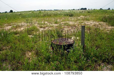 Sanitary Sewer in an Abandoned Subdivision