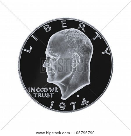 American one dollar