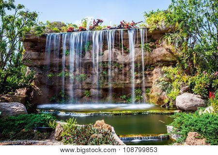 Motion Waterfall