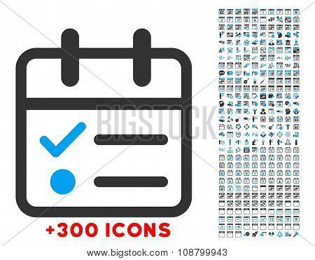 Day Tasklist Icon