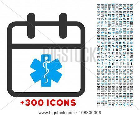 Health Care Date Icon