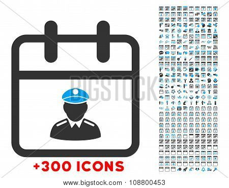 Police Day Icon
