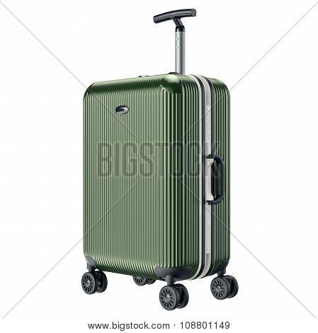 Green travel large luggage