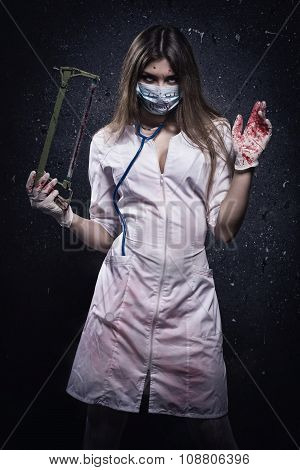Crazy Bloody Nurse