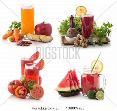 Fresh Smoothie Compilation