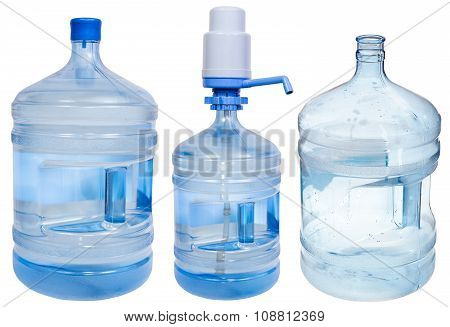 Set Of19 Liters Drinking Water Bottles