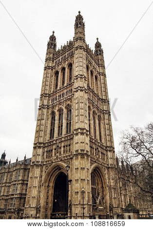 Palace Of Westminster, London, Great Britain, Cultural Heritage
