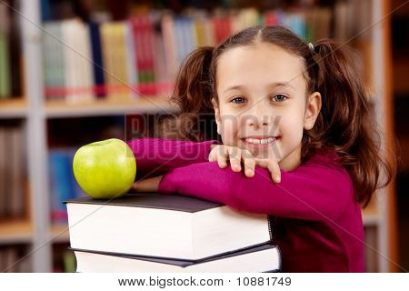 Healthy Schoolgirl