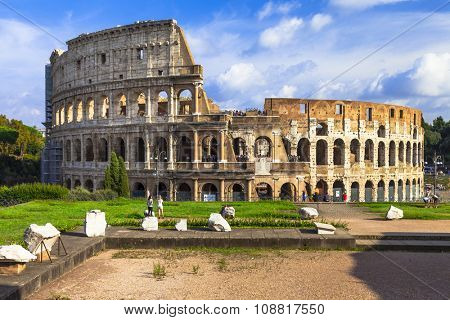 Great Colosseum, Rome