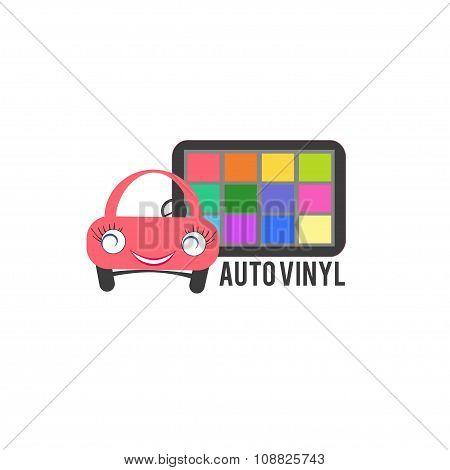 Car Vinyl Wrapping Concept