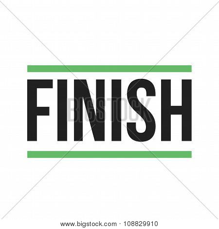 Finish , Marathon