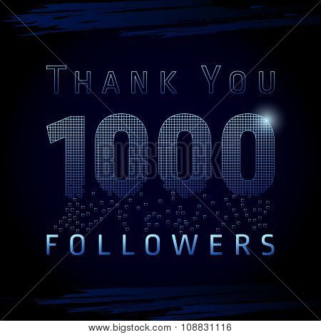 Thank you 1000  followers numbers.