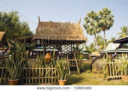 Thai Ancient House