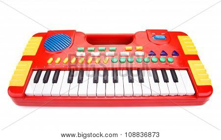 Children toy piano