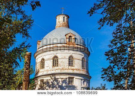 church in karagai