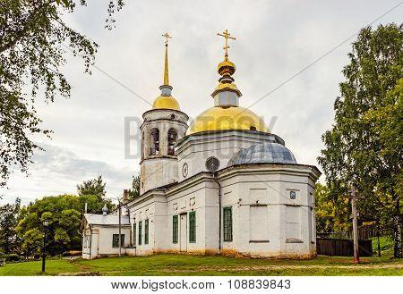 church in kudymkar