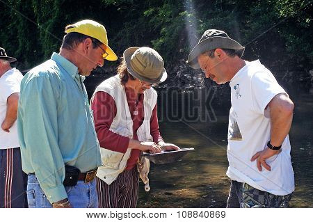 Of French Gold Prospectors