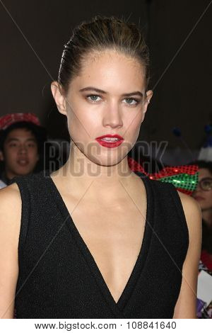 LOS ANGELES - NOV 17:  Cody Horn at the