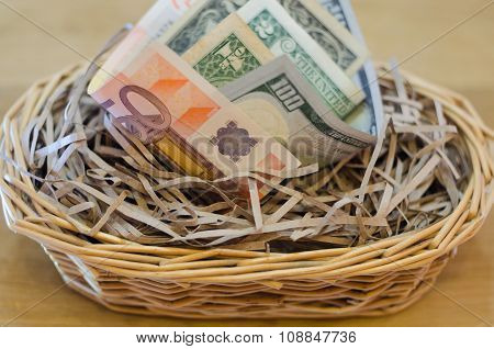 Money In The Nest