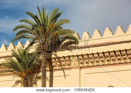 Detail Marrakech Architecture
