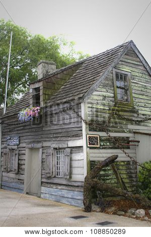 Oldest School House In The Usa