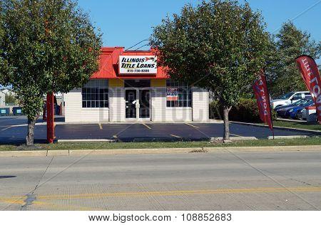 Illinois Title Loans