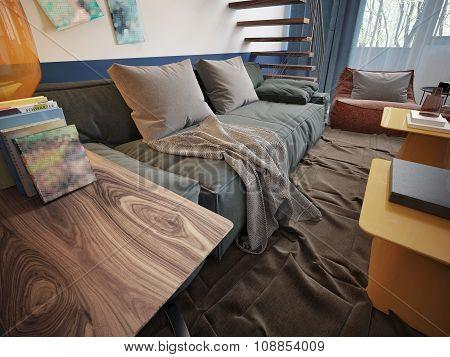 Teenage Room Modern Style
