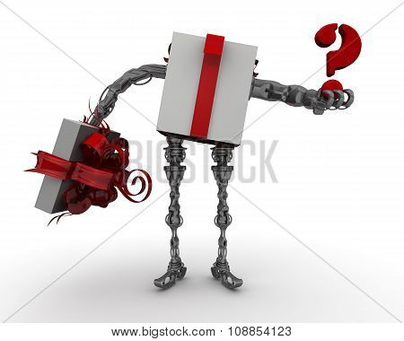 What to gift? The concept of selecting a gift