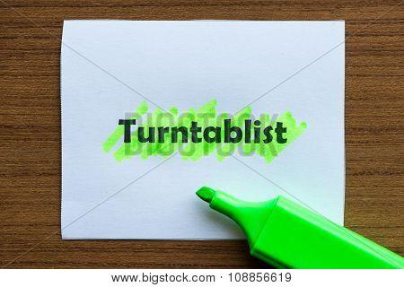 Turntablish