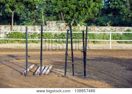 Training Equipment For Horse Jumping