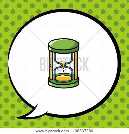 Hourglass Doodle