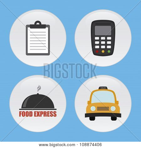 Delivery Objects illustration