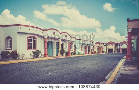 Drive-in Hotel In Dominican Republic