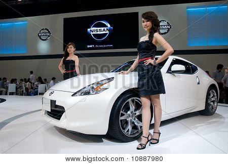 Motor Expo 2010 In Bangkok, Thailand